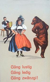 Tanzt der Bär